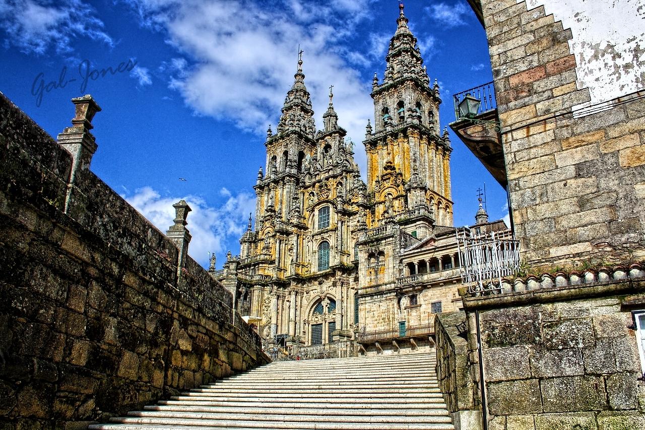 Santiago de compostela capital de galicia patrimonio de for Oficina correos santiago de compostela