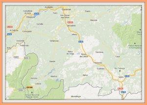 carpas arconovo st mapa 2