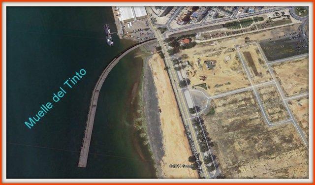 Muelle de Riotinto