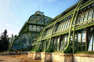 Schoenbrunn Palm House 1